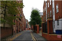 SK5803 : Lower Brown Street in Leicester by Mat Fascione