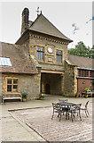 NU0702 : Visitor Centre, Cragside by Ian Capper