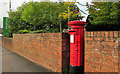SX9392 : Postbox, Heavitree Road by Derek Harper