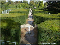 TF0506 : Burghley House Garden of Surprises by Chris Gunns
