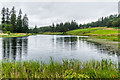 NU0602 : Tumbleton Lake by Ian Capper