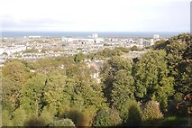 NT2674 : Eastward view from Calton Hill by Richard Webb