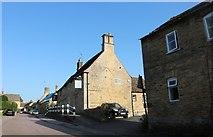 SP9694 : Main Street, Bulwick by David Howard