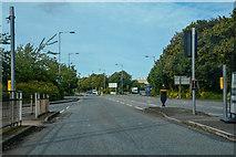 SJ8448 : Newcastle-Under-Lyme : Brymbo Road by Lewis Clarke