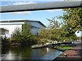 SP0788 : Birmingham & Fazeley Canal - Aston flight by Chris Allen