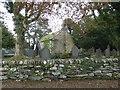SH7352 :  St Gwyddelan, Dolwyddelan by Gerald England