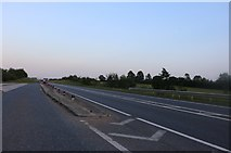 TL0146 : Layby on The Branston Way, Kempston by David Howard