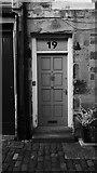 NT2674 : Door, Royal Terrace Mews by Richard Webb