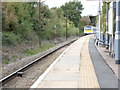 TL7818 : Train leaving White Notley Railway Station by Adrian Cable