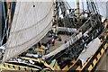 SS3124 : Model of HMS Victory by Peter Jeffery