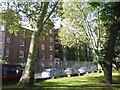 TQ3581 : Dunstan House, Stepney Green by Marathon