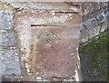 SD2277 : Ordnance Survey Cut Mark by Adrian Dust