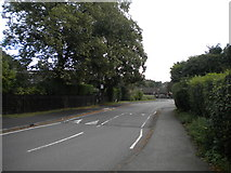 SK4135 : West end of Hawthorne Avenue, Borrowash by Richard Vince