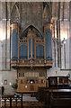SO7745 : Great Malvern Priory: The Organ by Bob Harvey