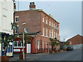 SE7423 : Lowther Hotel - Goole by Chris Allen