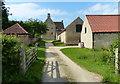 SK9224 : Woolsthorpe Manor by Mat Fascione