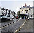 SH7877 : No parking in Church Street, Conwy by Jaggery