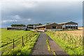 NU1336 : Ross Farm by Ian Capper
