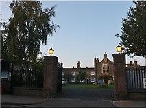 TQ3384 : Metropolitan Benefit Society Almshouses, Dalston by David Howard