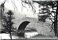 NJ2900 : Gairnshiel Bridge (September 1964), Aberdeenshire by Alex Passmore