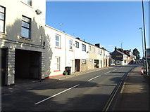 SO6302 : Houses on High Street, Lydney by JThomas