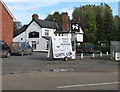 SO5058 : White Lion, Leominster by Jaggery