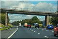SD5277 : Burton-in-Kendal : M6 Motorway by Lewis Clarke