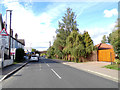 TL8619 : B1024 Station Road, Kelvedon by Adrian Cable