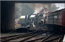 SD8010 : East Lancashire Railway - double headed to Heywood by Chris Allen