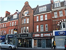 TQ3484 : Shops on Mare Street, Hackney by David Howard