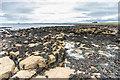 NU1442 : Rocky beach by Ian Capper