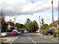 TL8422 : B1024 Kelvedon Road, Coggeshall by Geographer
