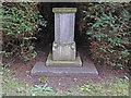 TM2648 : Notcutt's of Woodbridge War Memorial by Adrian S Pye