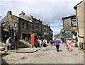 SE0237 : Main Street, Haworth... by Bill Harrison