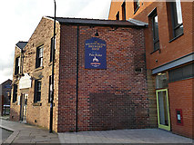 SK3588 : Kelham Island Brewery shop, Alma Street, Sheffield by Stephen Craven
