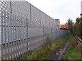 SE2730 : Path alongside the motorway by Stephen Craven