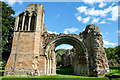 SJ7314 : Lilleshall Abbey, Shropshire by Jeff Buck