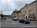 SP8851 : Olney, Market Place by David Dixon