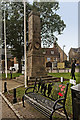 SP8851 : Olney War Memorial by David Dixon