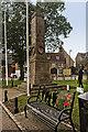 SP8851 : Olney War Memorial by David Dixon