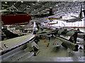 TL4646 : The Airspace Hangar at IWM Duxford by David Dixon