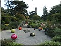 TQ1876 : Dale Chihuly's Niijima Floats in Kew's Japanese garden by Christine Johnstone