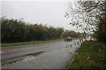 SU0982 : Swindon Road east of Royal Wootton Bassett by David Howard