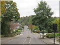 TQ3865 : Corkscrew Hill, West Wickham by Malc McDonald
