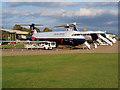 TL4545 : Civil Airliners at Duxford by David Dixon