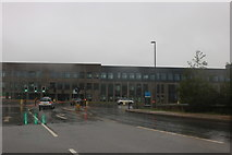 SU1382 : New offices on Peglars Way, Wichelstowe by David Howard