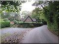 TQ3859 : Church Lane, near Warlingham by Malc McDonald