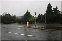 SU1986 : The A420 leaving Swindon by David Howard
