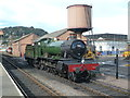 SS9746 : No. 7828 at Minehead Station by Chris Allen
