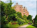 SJ2106 : The top terrace, Powis Castle by Robin Drayton